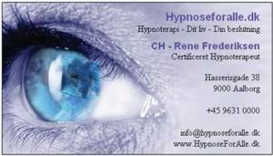 HypnoseForAlle Visitkort 2010