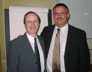 CI Rene Frederiksen & Dr. John Butler